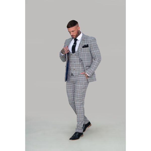 Cavani Callie Grey Suit