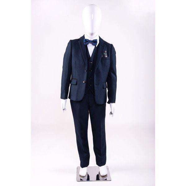 Marc Darcy Boys Callum Blue Suit