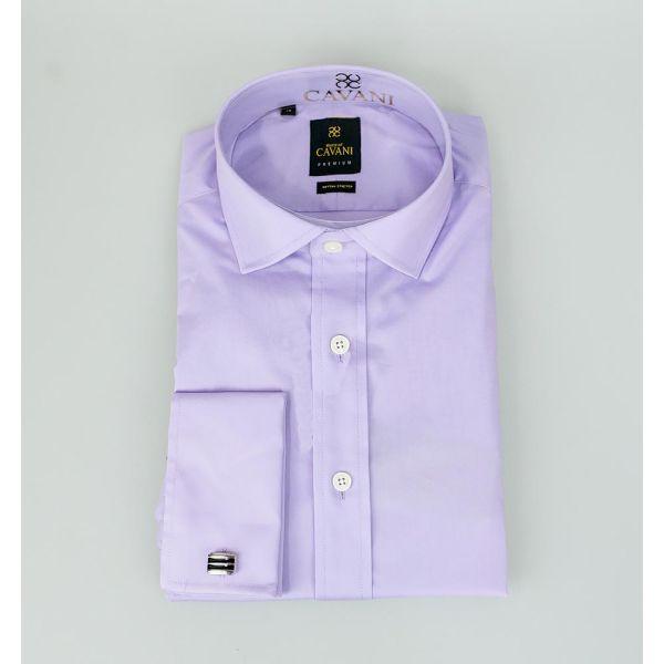 Cavani Rossi Lilac Shirt