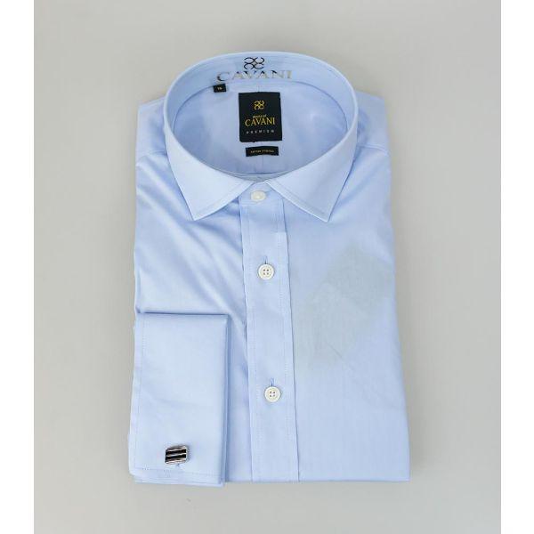 Cavani Rossi Sky Blue Shirt