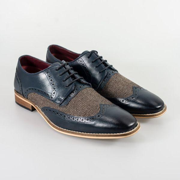 Cavani William Grey Signature Shoes