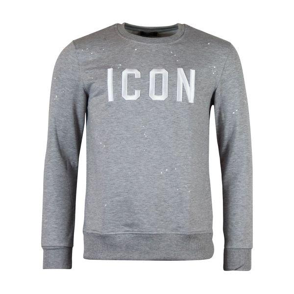 Grey And White Inspired Sweatshirt