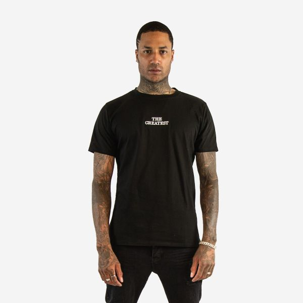 """The Greatest"" Black T-Shirt"
