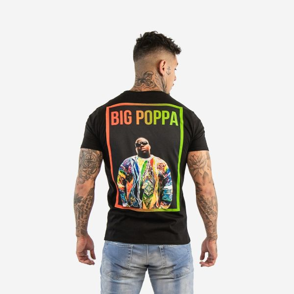 Black Notorious Multi T-Shirt