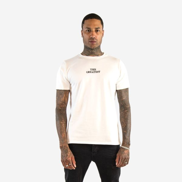 """""""The Greatest"""" White T-Shirt"""