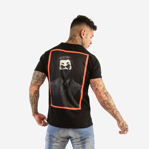 Black Joker T-Shirt