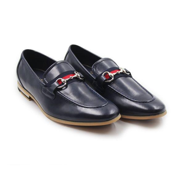Yale Navy Cavani Shoes