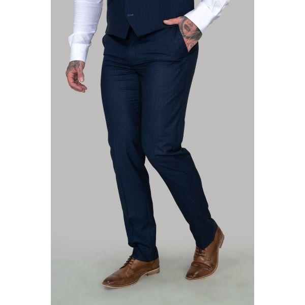 Cavani Seeba Navy Trousers